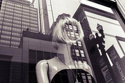Photograph - Empty by Alex Lapidus