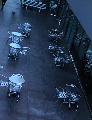 Photograph - Empty At Bunker Hill by Viktor Savchenko