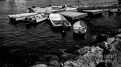 Photograph - Empty Boats by Kip Krause