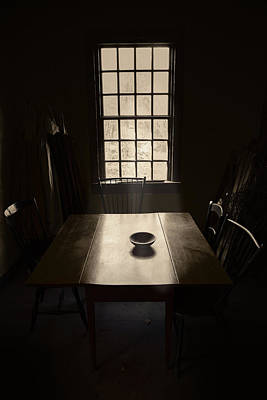 Photograph - Empty Bowl by Robin-Lee Vieira