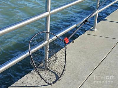 Photograph - Empty Net by Ann Horn