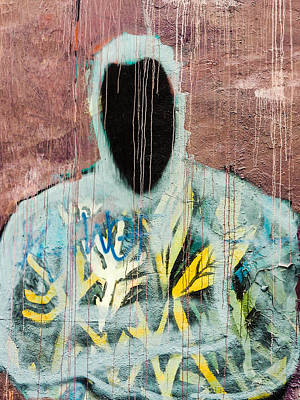 Photograph - Empty Hoody by Robin Zygelman