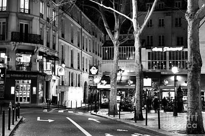 Photograph - Empty Latin Quarter by John Rizzuto