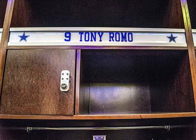Romo Photograph - Empty Locker by Craig David Morrison