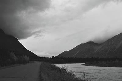 Photograph - Empty Roads by Joe Burns