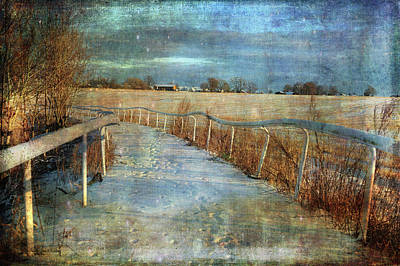 Photograph - Empty Track by Randi Grace Nilsberg