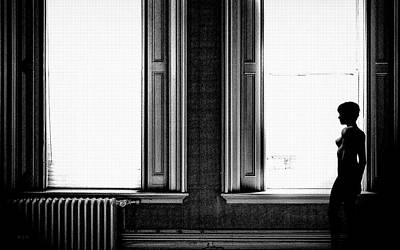 Photograph - Empty Windows by Bob Orsillo