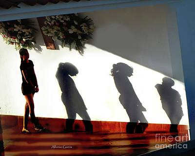 Photograph - En La Ermita by Alfonso Garcia
