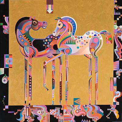 Enchanted Art Print by Bob Coonts