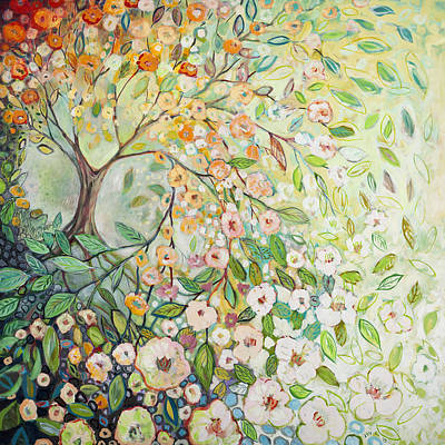 Enchanted Painting - Enchanted by Jennifer Lommers