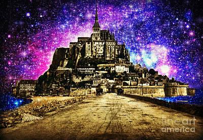 Fantasy Photograph - Enchanted Kingdom  by Johari Smith