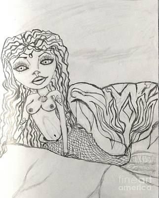 Firefighter Patents - Enchanted Mermaid by Shylee Charlton