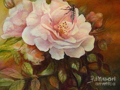 Painting - Enchanted by Patricia Schneider Mitchell