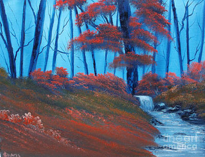 Painting - Enchanted Surrealism by Cynthia Adams