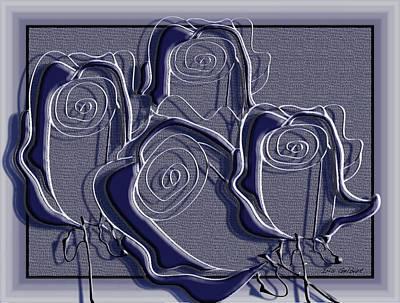 Digital Art - Enchanting by Iris Gelbart