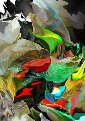 Digital Art - Enchantment by David Lane