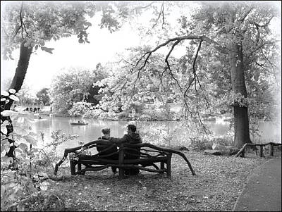 Photograph - Enchantment In The Park by Jessica Jenney