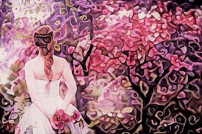 Enchantment Art Print by Susan Maxwell Schmidt