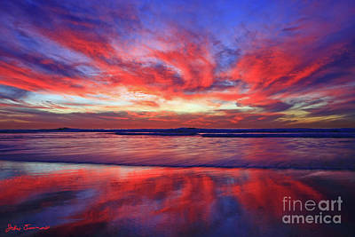 Photograph - Encinitas Energy  by John F Tsumas