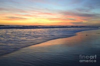 Photograph - Encinitas Blue  by John F Tsumas