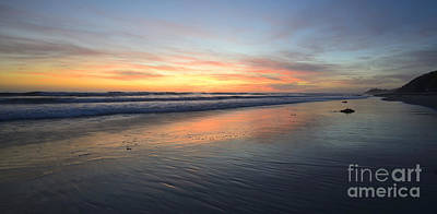 Photograph - Encinitas Light 35x72 Inches by John F Tsumas