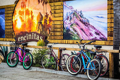 Photograph - Encinitas by Randy Bayne