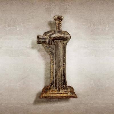Photograph - Enclosed Screw Jack I by YoPedro