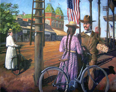 Encounter On Washington Street Phoenix Az Original
