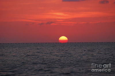 Photograph - End Of Day - Sunset Nola by Kathleen K Parker