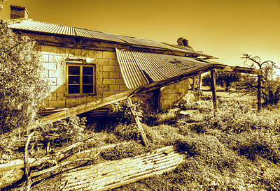 Photograph - End Of Days by Wayne Sherriff