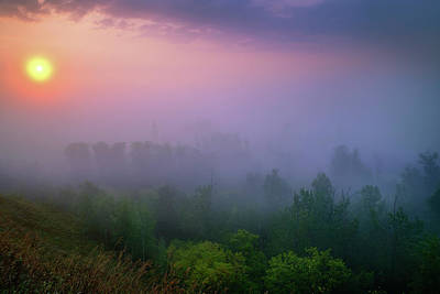 Photograph - End Of Summer Days by Dan Jurak