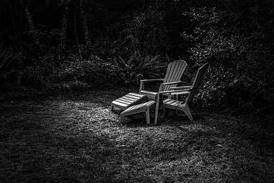 Photograph - End Of Summer by Inge Riis McDonald