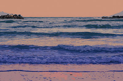 Painting - End Of The Day by Andrea Mazzocchetti