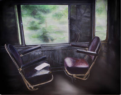 Painting - End Of The Day by Eclectic