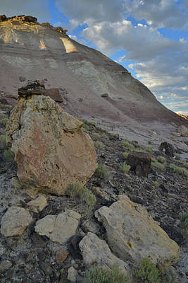 Photograph - End Of The Day On Ruby Mountain In Grand Junction by Ray Mathis