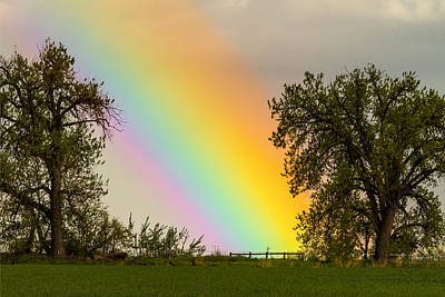 Photograph - End Of The Rainbow Pot Of Gold by James BO Insogna