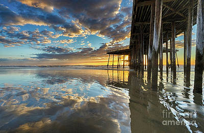 Photograph - End Of The Storm by Beth Sargent