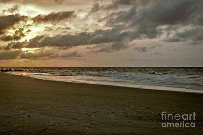 Photograph - Ending Of Morning Storm by Elvis Vaughn