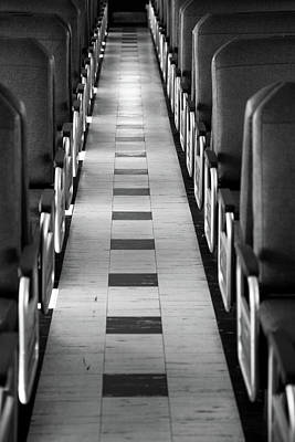 Photograph - Endless Aisle by Karol Livote