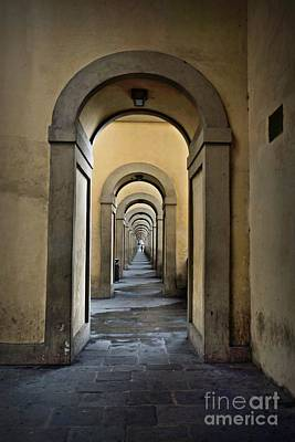 Photograph - Endless Arches by Patricia Strand