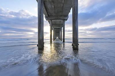 Photograph - Endless by Dustin  LeFevre