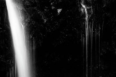 Photograph - Endless Falls #3 by Francesco Carucci