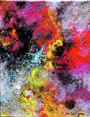 Painting - Endless by Mira Satryan