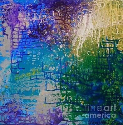 Painting - Endless Possibilite by Lori Jacobus-Crawford
