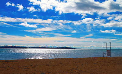 Photograph - Endless Sky by Valentino Visentini