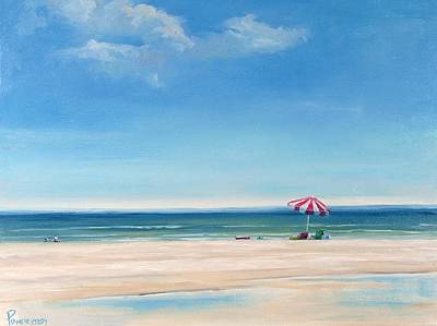 Painting - Endless Summer by Dianna Poindexter