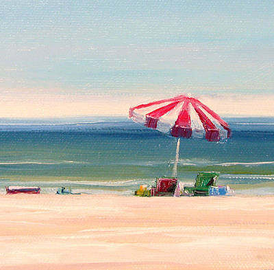 Painting - Endless Summer II by Dianna Poindexter