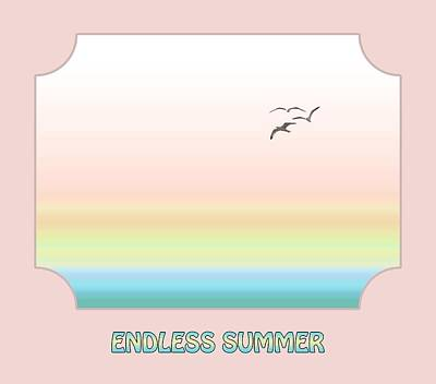 Photograph - Endless Summer - Pink by Gill Billington