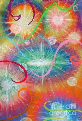 Painting - Energy by Gail Allen