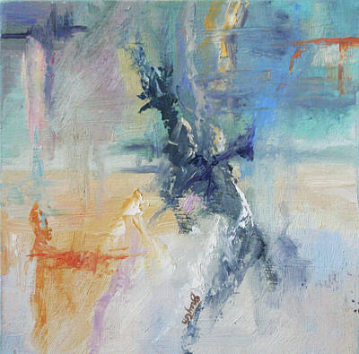 Painting - Energy In Motion by Julie Brayton